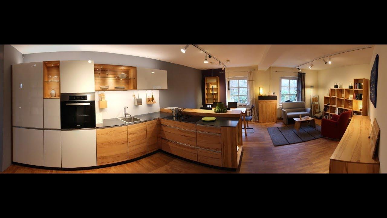 Montage einer Team 7 Linee Küche im Zeitraffer