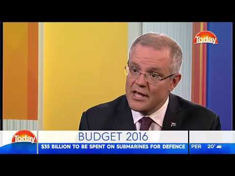 Saving Christopher Pyne: Scott Morrison hammered by Laurie Oakes on submarine decision