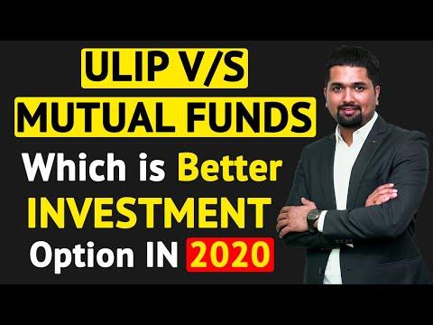 ULIP V/S Mutual