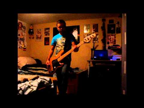 Fluorescent Adolescent - Arctic Monkeys - Bass Cover
