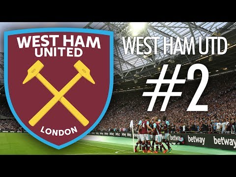 FIFA 17 West Ham United Kariyer Modu #2 - Chelsea ve Manchester City!