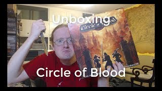 Unboxing Circle of Blood