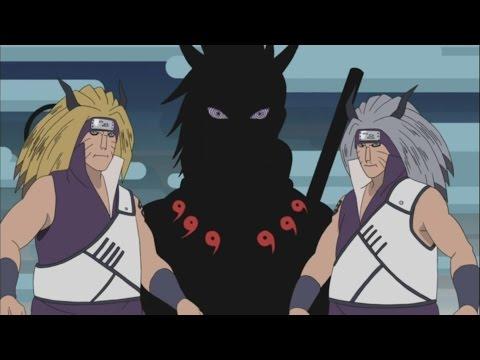 Top Naruto - 5 Nhân Vật Mạnh Mẽ Đủ Sức Giết Chết Cả Kage