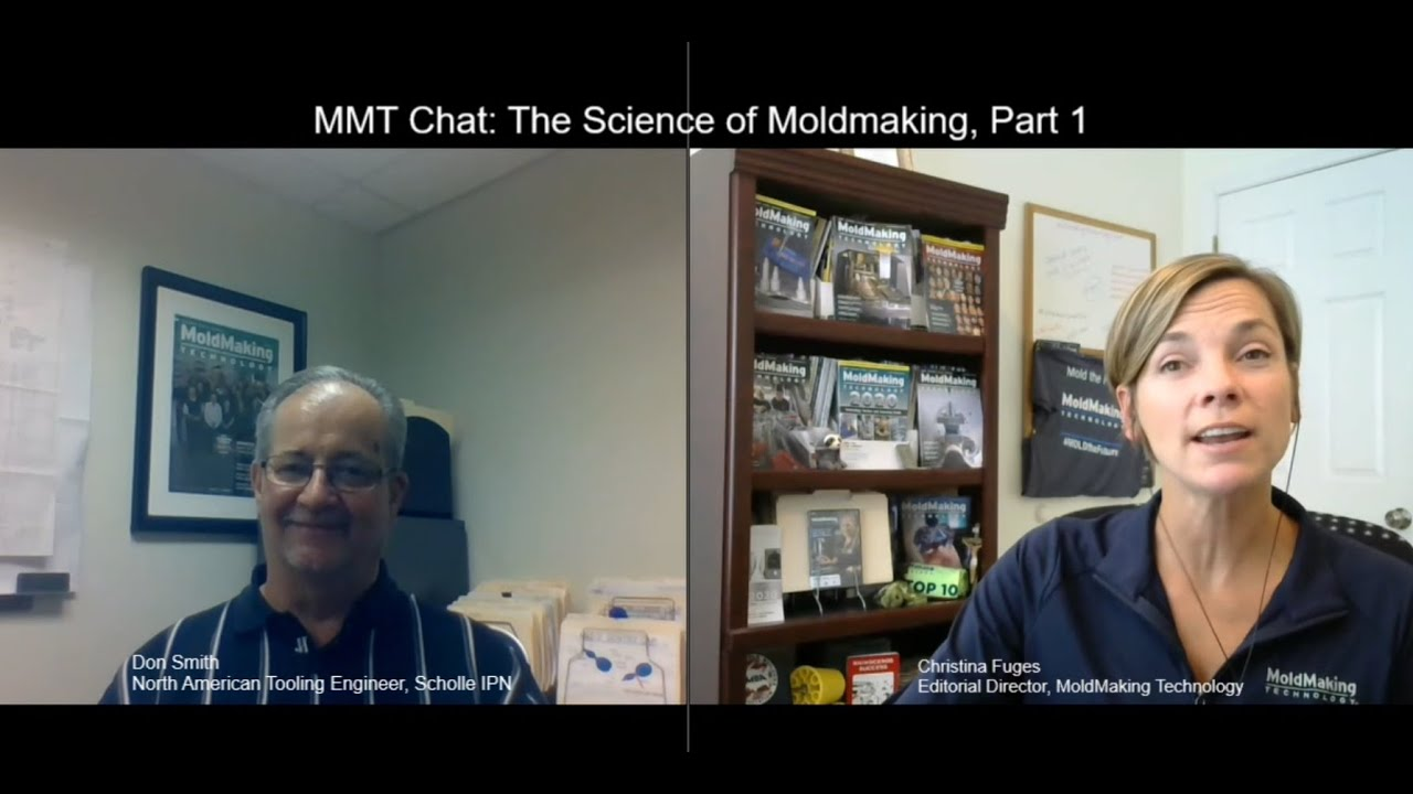MMT Chats: The Science of Moldmaking, Part 1