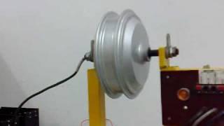 Teste bruit moteur vélo électrique