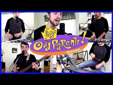 Fairly OddParents Theme Song - Cover by Dean DiMarzo Band