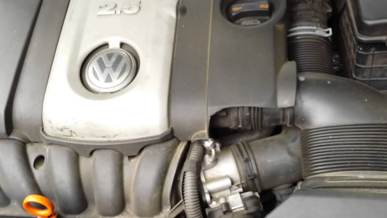 VW Jetta EPC and Engine Light