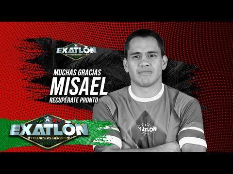 """Misael Rodríguez """"El Chino"""", se va de Exatlón por una lesión en el hombro.   Episodio 110   Exatlón"""