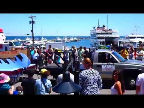Block Island 4th of July Parade 2014 (FULL PARADE)
