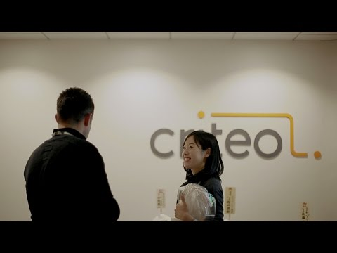 Criteo's Office Opening Tokyo