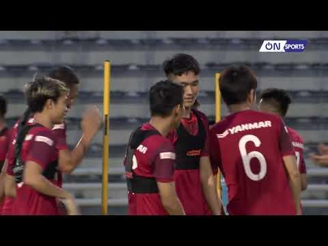 Vlog On Sports: Tuấn Anh, Công Phượng Và đồng đội ĐTVN Hứng Khởi Tại Buriram (Thái Lan)
