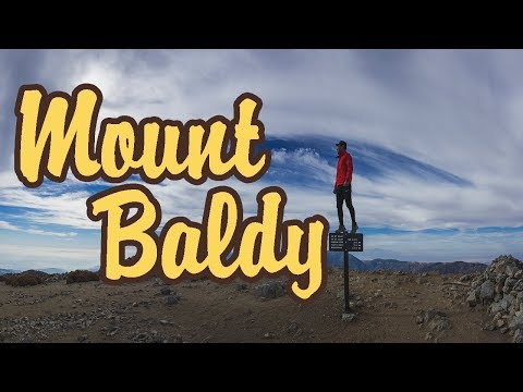 Mount Baldy - Angeles National Forest