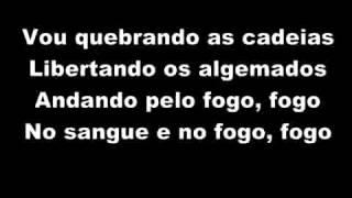 Fernanda Brum- No Sangue e no Fogo Playback
