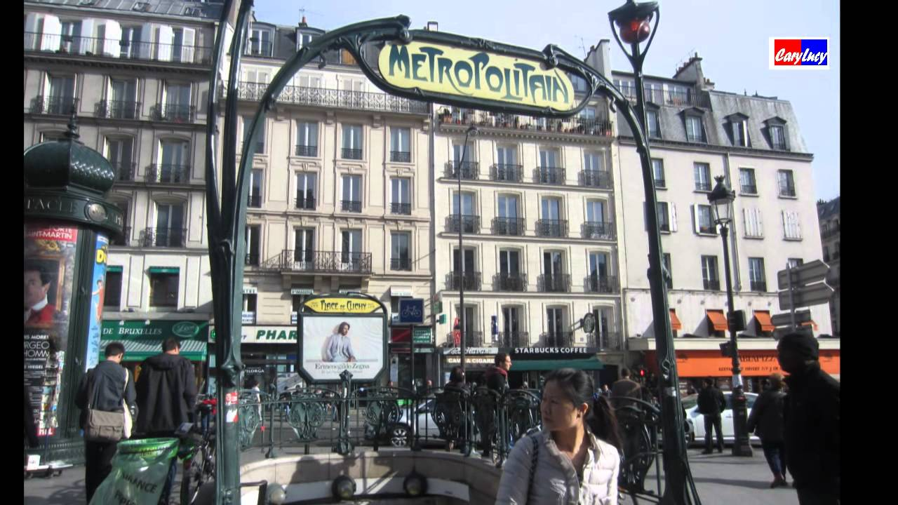 La place clichy paris avril 2012 youtube for Place de clichy castorama
