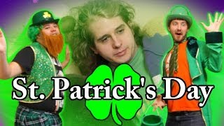 Repeat youtube video St. Patrick's Day (Creature Short)