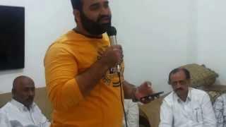 Bhatkal Star Usama Muniri - Ye Hadsa Hua Hai Tujhe Dekhne ke Baad
