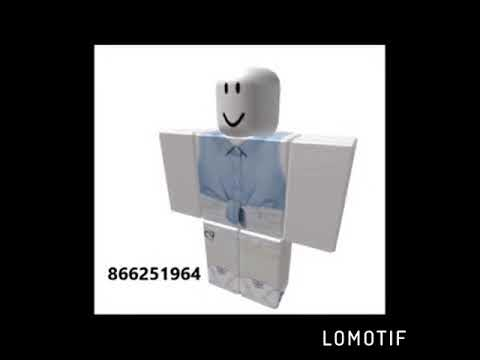 Roblox Girl Clothes Ids Youtube