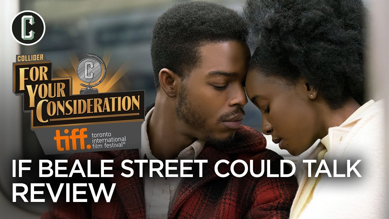 If Beale Street Could Talk Movie Review Collider Tiff 2018 Youtube