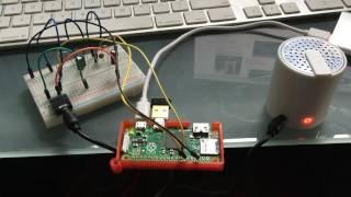 raspberry pi zero audio output