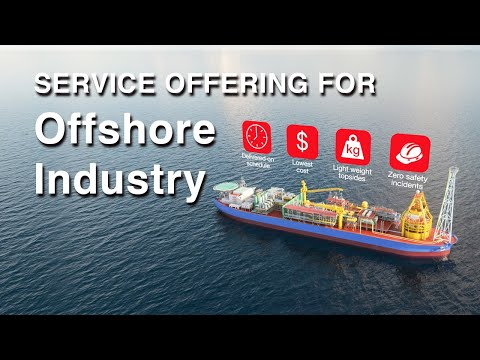 Service Offering for Offshore Customers