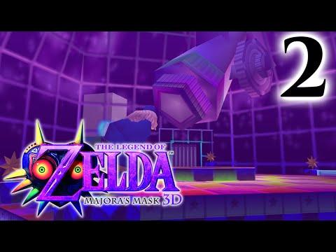Zelda: Majora's Mask 3D -2 - The Secret Code
