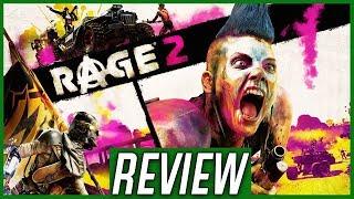 RAGE 2 REVIEW - It
