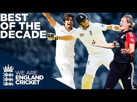 Best Moments Of The Decade! | Part 1 - 2010 to 2015 | England Cricket 2020