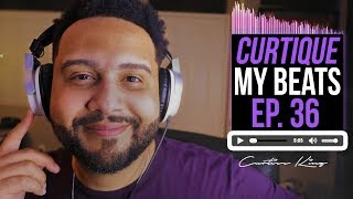 Beat Critiques! Reacting To YouTube Music Producer Beats   CURTIQUE MY BEATS (EP 36)