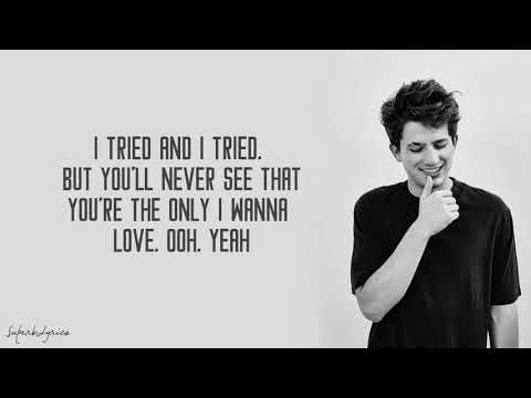 Image Description of : Charlie Puth - How Long (Lyrics)