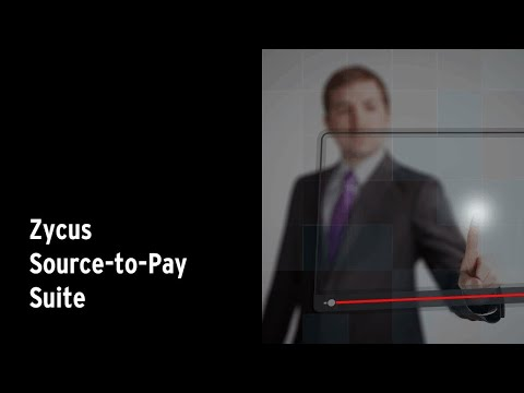 Procurement Software Suite - Zycus Source to Pay Suite