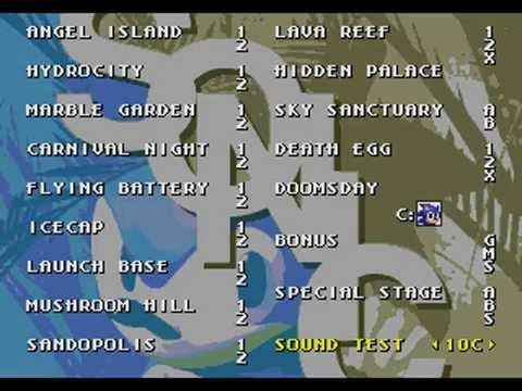 How to get Debug Mode on Sonic 3 Complete