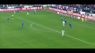 Terrible caño de Paulo Dybala contra Sampdoria