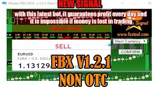 The Best Signal  FBX V1.2.1 For binary option | Accurate 100% live trading NEW TRICK - Iq