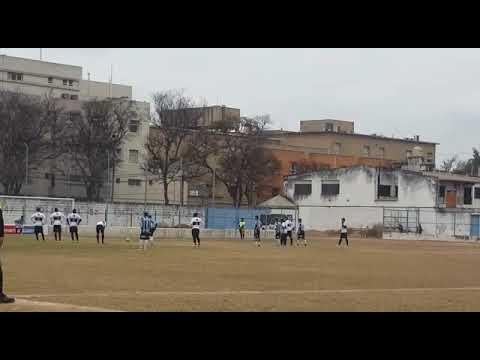 Gol de Nicolas Chocobar - Altos Juniors vs Cuyaya