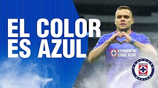 El Color es AZUL l J7 Cruz Azul vs Toluca l GUARD1ANES 2021