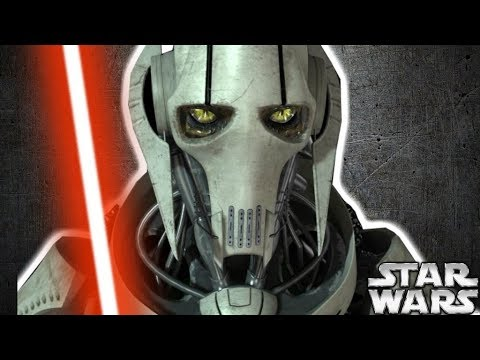 How Palpatine Revived General Grievous After Revenge Of The Sith Star Wars Explained Youtube