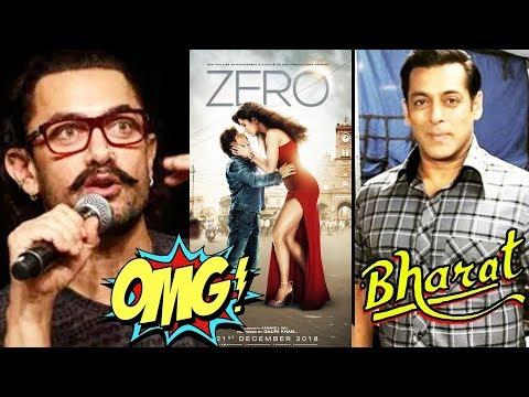 BHARAT से Salman Khan का सीधा साधा Look,  ZERO TRAILER REACTION By Aamir Khan Mp3