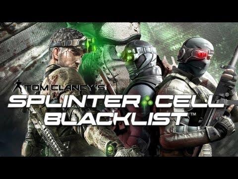 Review a Splinter Cell: Blacklist [HD]