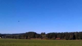 Die Lockheed U2 im Wind - RC Segler - Inducted Fan