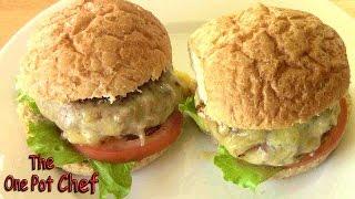 Turkey Burgers - Recipe