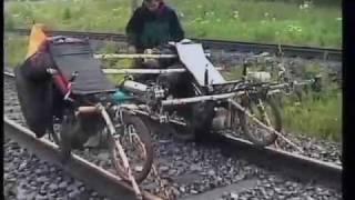 Cycling Siberia
