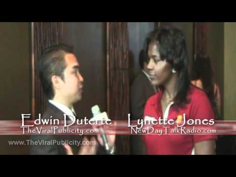 Promoting Online Radio Show: New Day Talk Radio on The Viral Publicity with Edwin Duterte