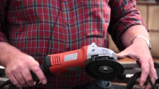 Feeling FEIN power tool review – ErgoGrip Angle Grinder