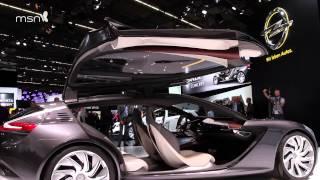 Opel Monza concept at the Frankfurt Motor Show 2013
