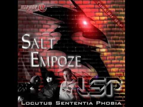 Salt Empoze - Duymak İstemediğin Sıradışı Sözler (Feat Pit10)