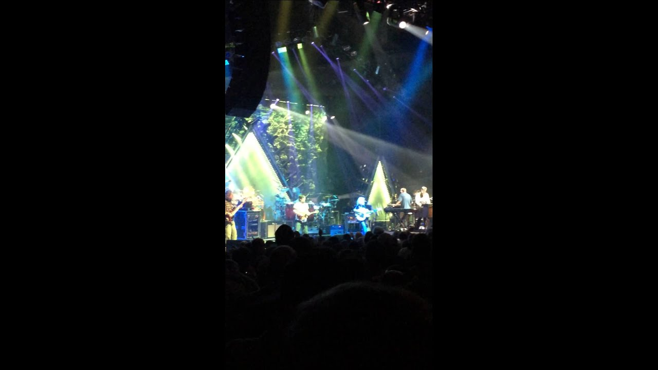 """11/12/14 The String Cheese Incident """"Rosie"""" - featuring ..."""