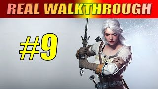 The Witcher 3 Walkthrough - Part 9 - Griffin Contract with the Nilfs, Tomira the Herbalist