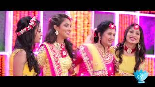 UNGLI PAKADKE & LADKI DANCE BY AKSHTA RIDDHI MINAL