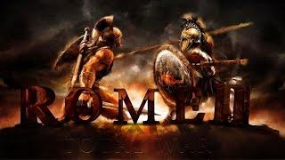 """Rome 2 Total War - Битва Титанов """" Элитные персидские лучники - Наёмные критские лучники """""""