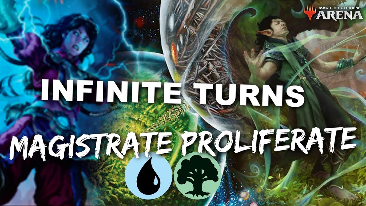 MTG Jeff: Magistrate Proliferate – INFINITE TURNS Combo Deck in